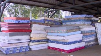 獨/舊床墊親送公家資源回收場 遭收費還比民營貴
