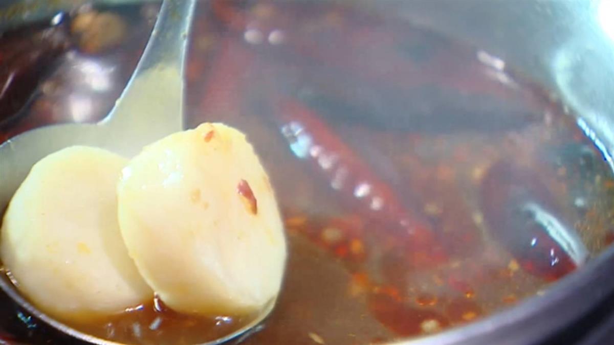 獨/連鎖火鍋加價干貝吃到飽 用組合干貝菜單未寫明