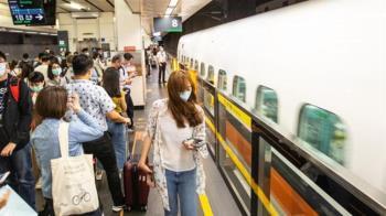 鼓勵大學生提早返鄉 高鐵加開14班「5折列車」週五開賣