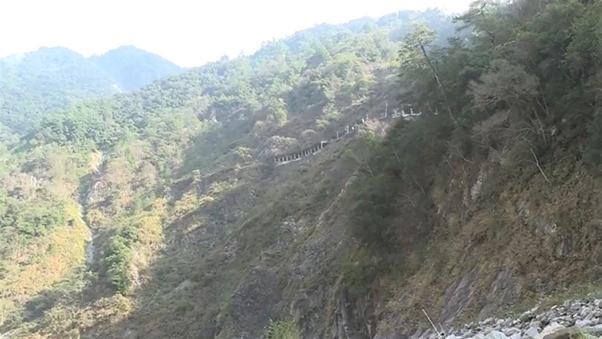非常理路線 !新竹男滑落150米高邊坡躲涵洞 失蹤軌跡曝