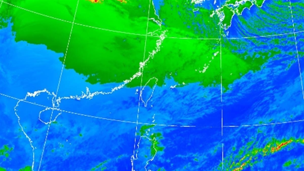 把握好天氣!清晨最低12.7度 「這天」冷空氣來襲濕到明年