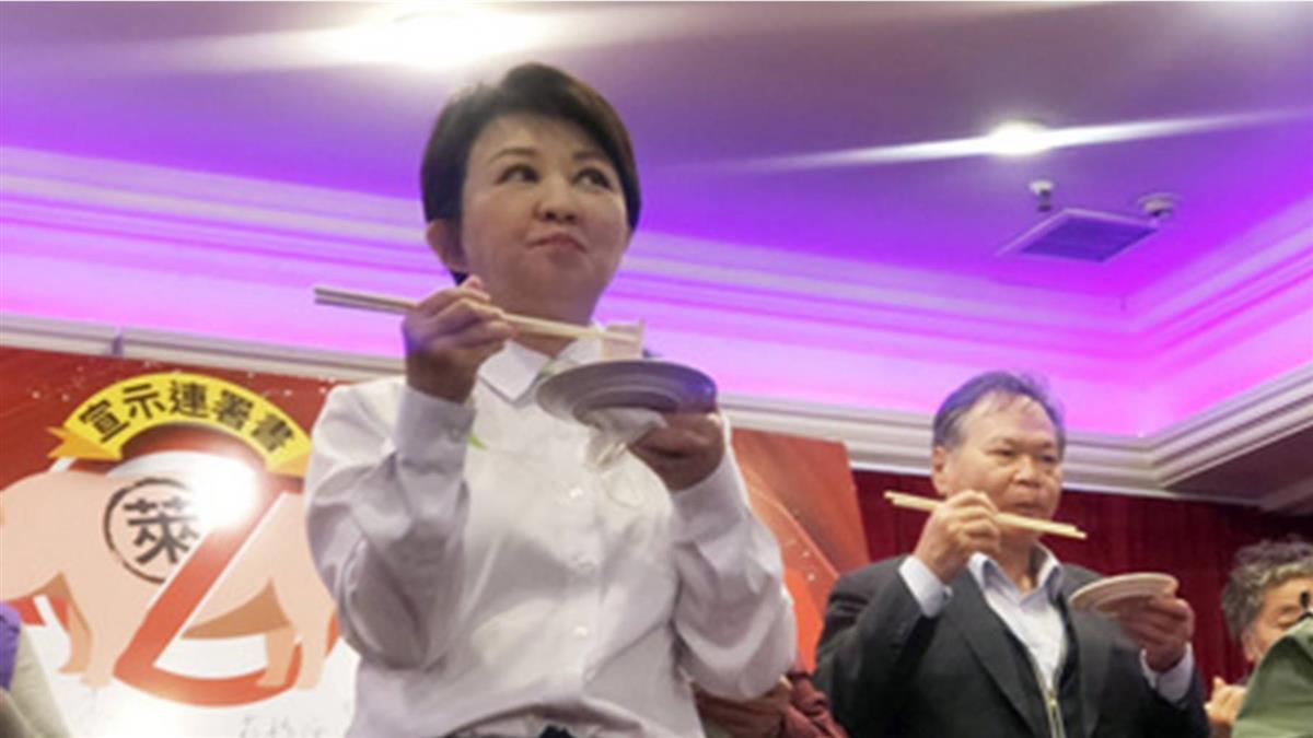 萊豬議題惹議 盧秀燕:為民發聲是職責