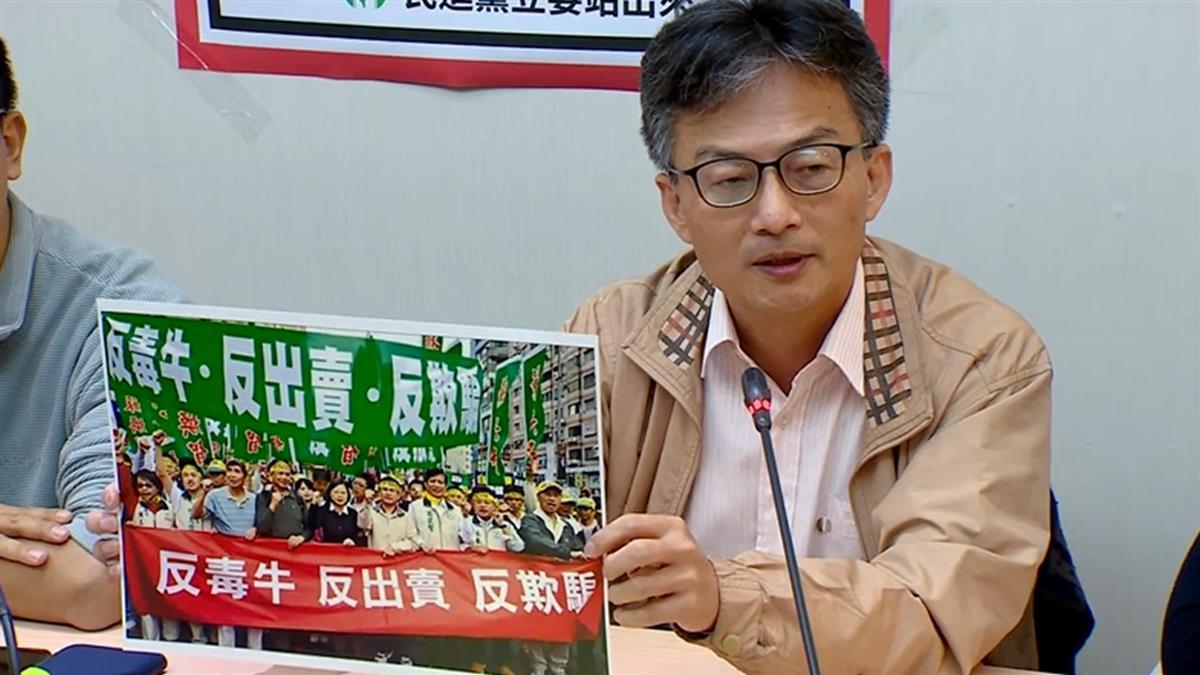 發表反萊豬遭查水表 醫師蘇偉碩:聲請傳訊蔡總統