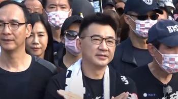 民間團體抗議萊豬 發起活動繞立法院「靜默夜行」