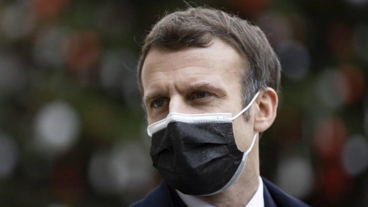 法國總統馬克宏和之前曾感染新冠病毒的國家領導人