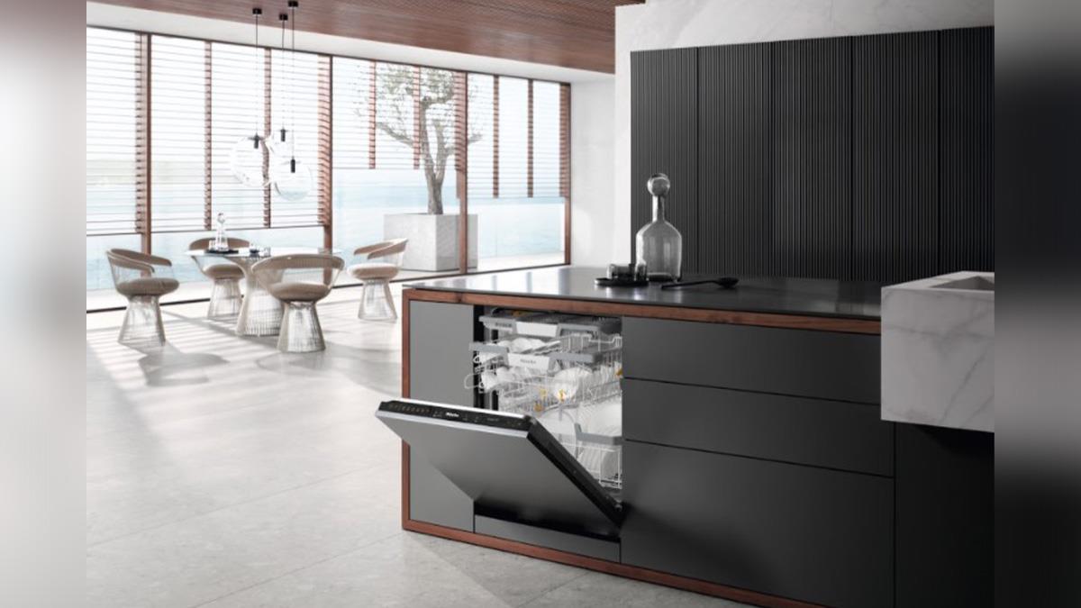德國Miele百年精品家電 G7000系列洗碗機旗艦上市