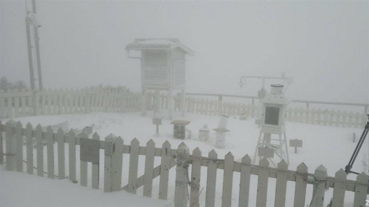 東北季風明起發威!濕冷3天急凍14度 氣象局揭下雪時間點