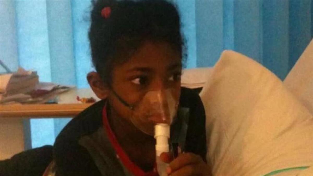 9歲女童嚴重哮喘喪命 法醫首度認定死因是「空汙」