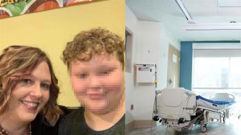 染武肺6天!13歲男孩爆血慘死 病房牆壁全染紅