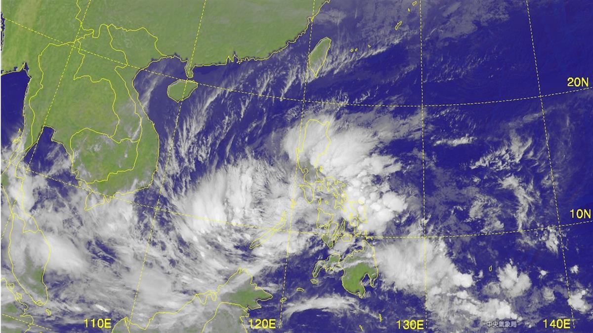 科羅旺颱風最快明日生成 宜蘭連降23天雨破紀錄