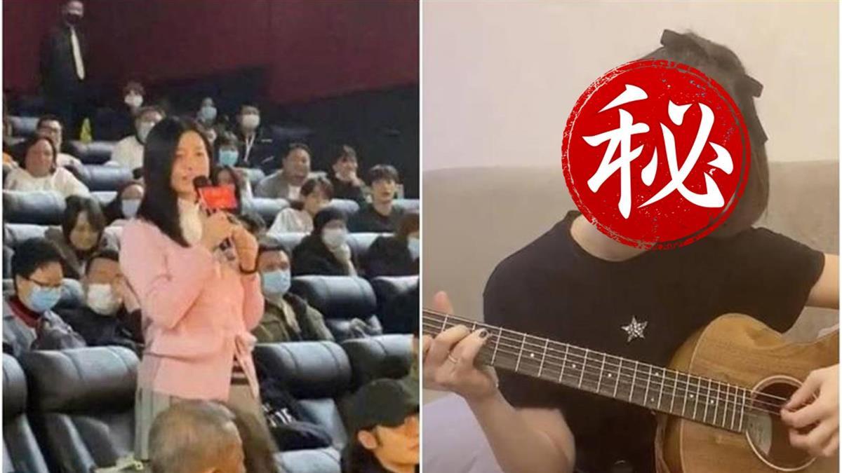 陳妍希疑暴肥懷二胎 秀0修圖自彈唱影片回擊