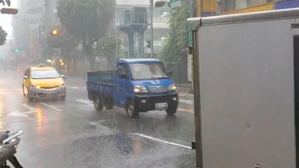 宜蘭雨連下23天 打破觀測站歷史紀錄