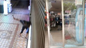 女控前房東站崗騷擾近10年 持鐵鎚砸毀門遭起訴