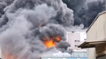 國家隊旭富上市製藥廠爆炸 1命危、1灼傷