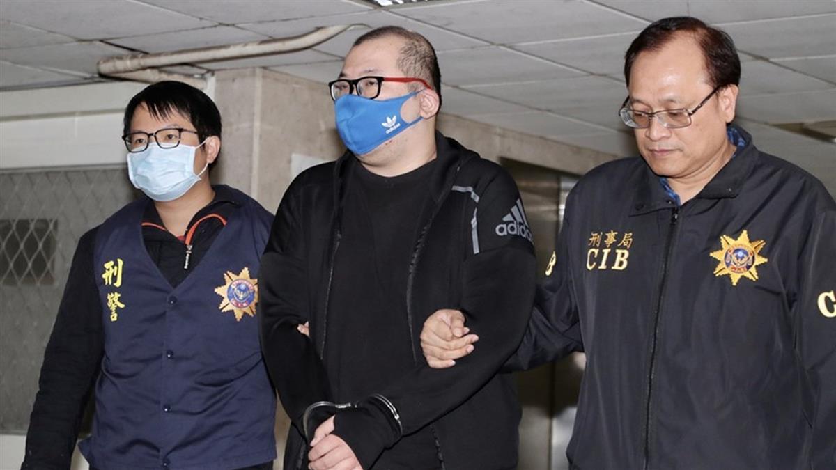 快訊/設局拍職籃球星私密片 劉嫌遭北檢聲押