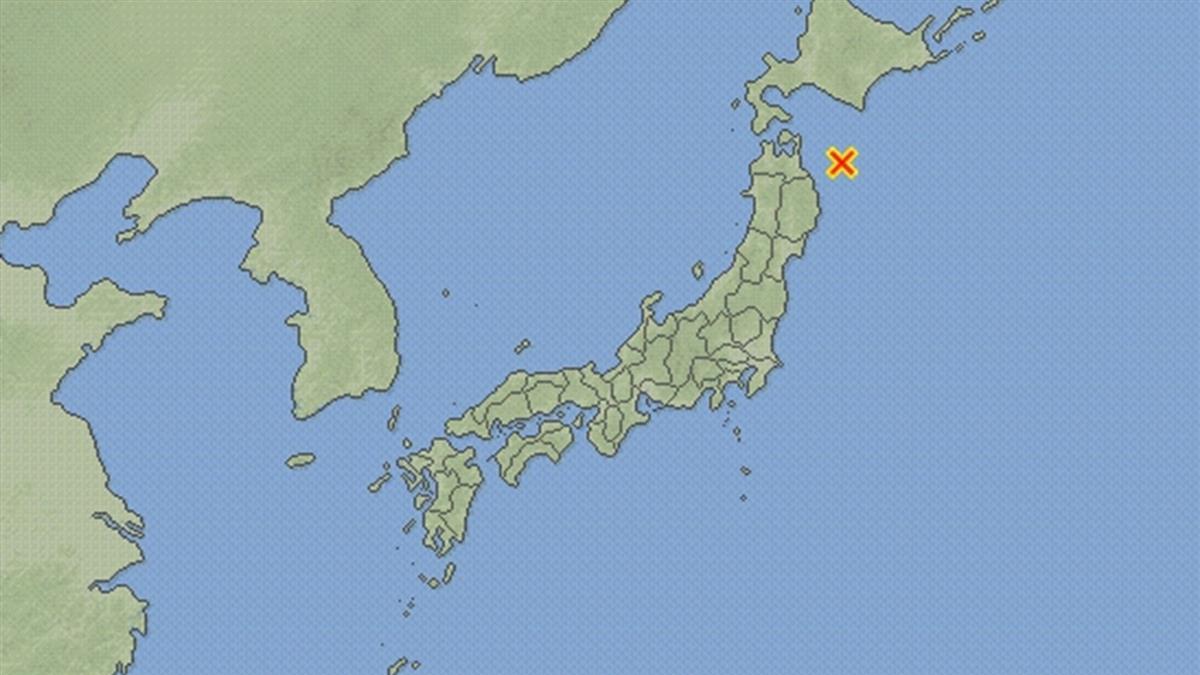 規模6.5地震襲日本東北 無海嘯警報