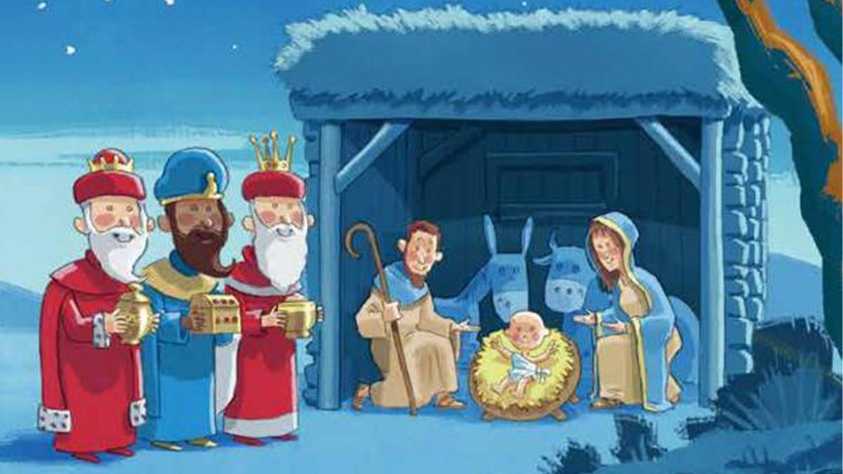 傳說「聖誕交換禮物」的典故  聖經故事送給耶穌三個禮物有項是精油之王?