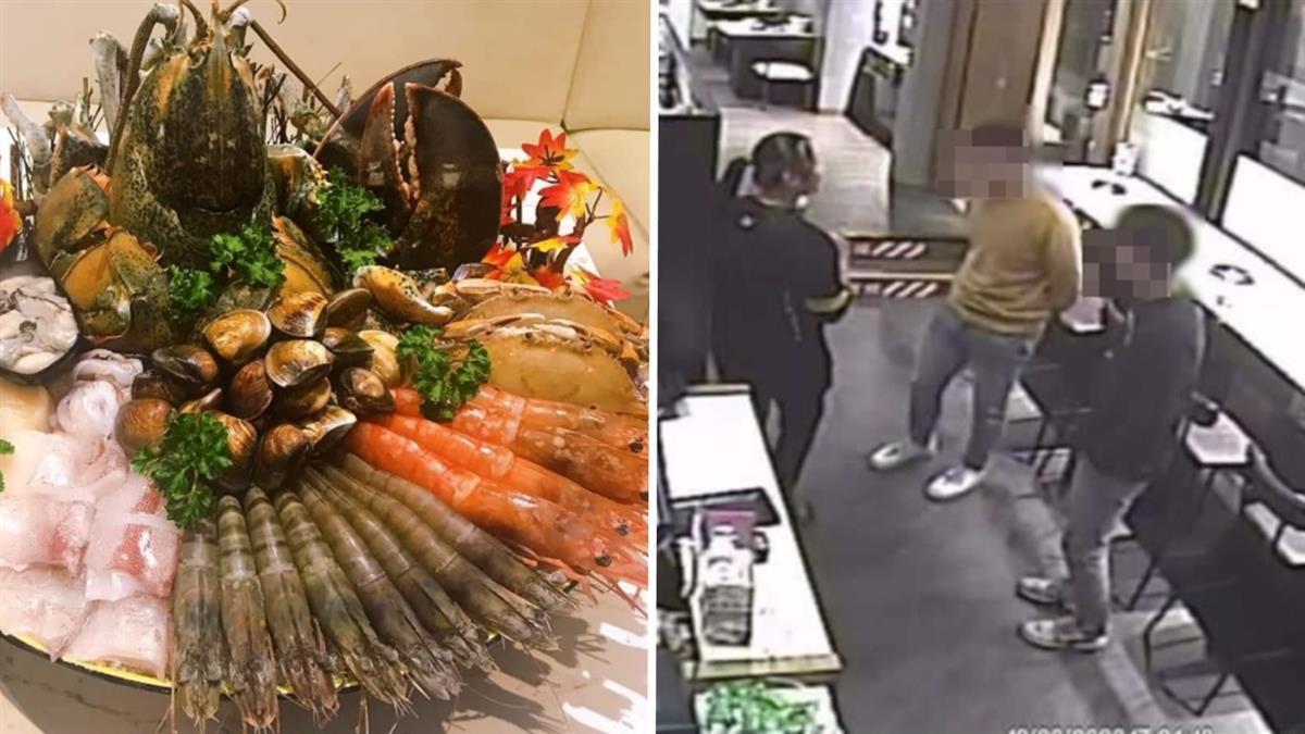 男指定現殺3KG龍蝦卻棄單 店家怒公布畫面:7千元食材全丟