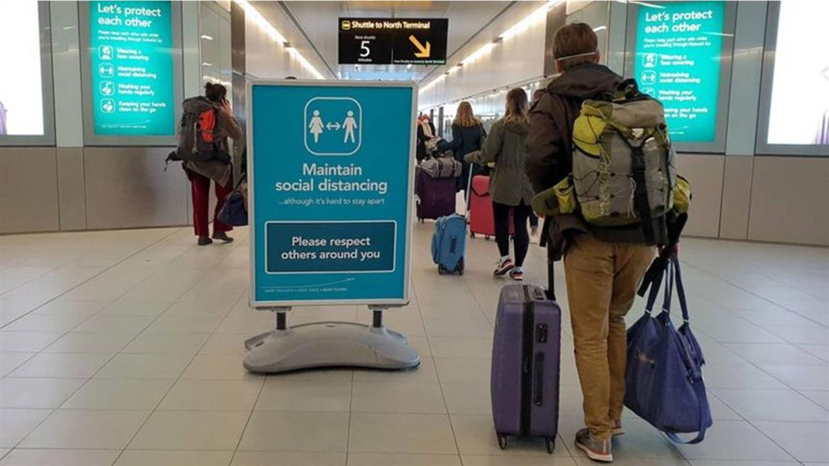 肺炎疫情:英國變種病毒引發恐慌,歐洲多國緊急實施旅行禁令