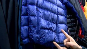 獨/天冷帶動羽絨衣銷量 價差大挑選有訣竅