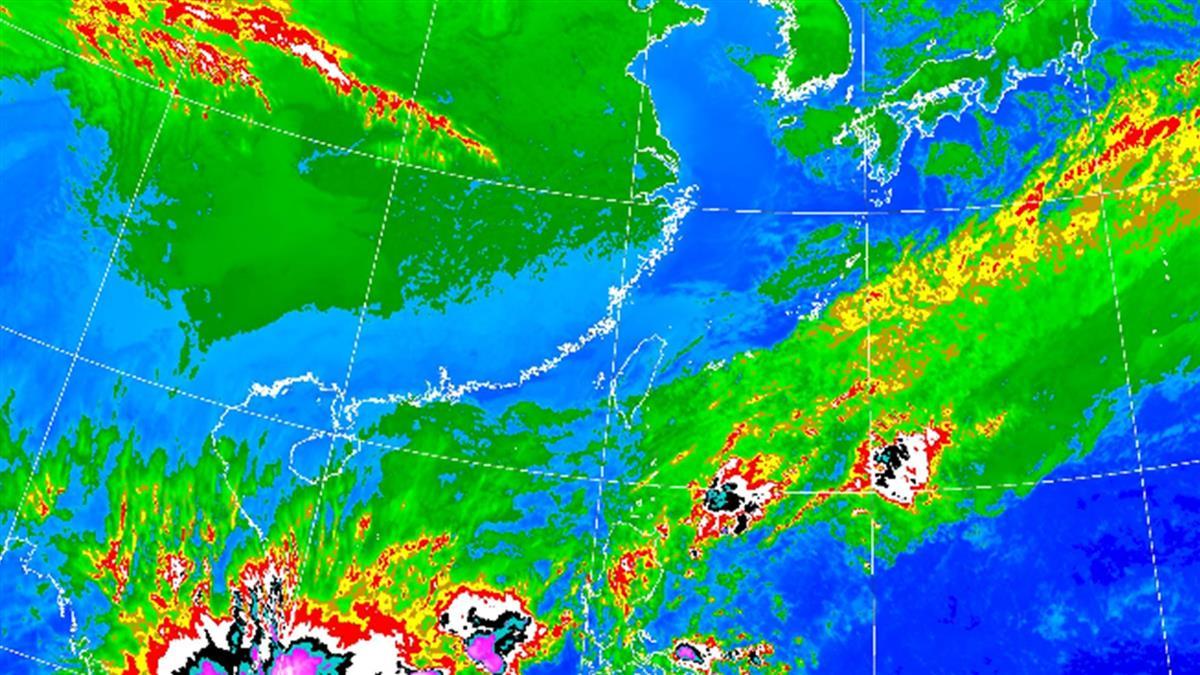 3縣市大雨狂灌!跨年恐迎強烈大陸冷氣團 低溫急凍至10度