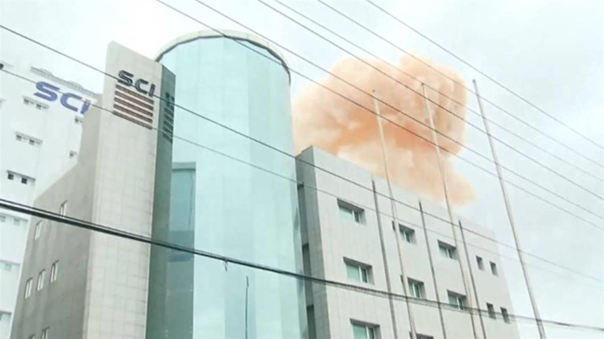 旭富大火未燒向「44種毒性物質」 環保局長:不幸中的萬幸
