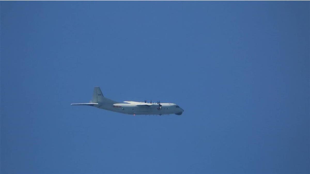 共軍2慢速機擾台ADIZ 空軍兵力應對