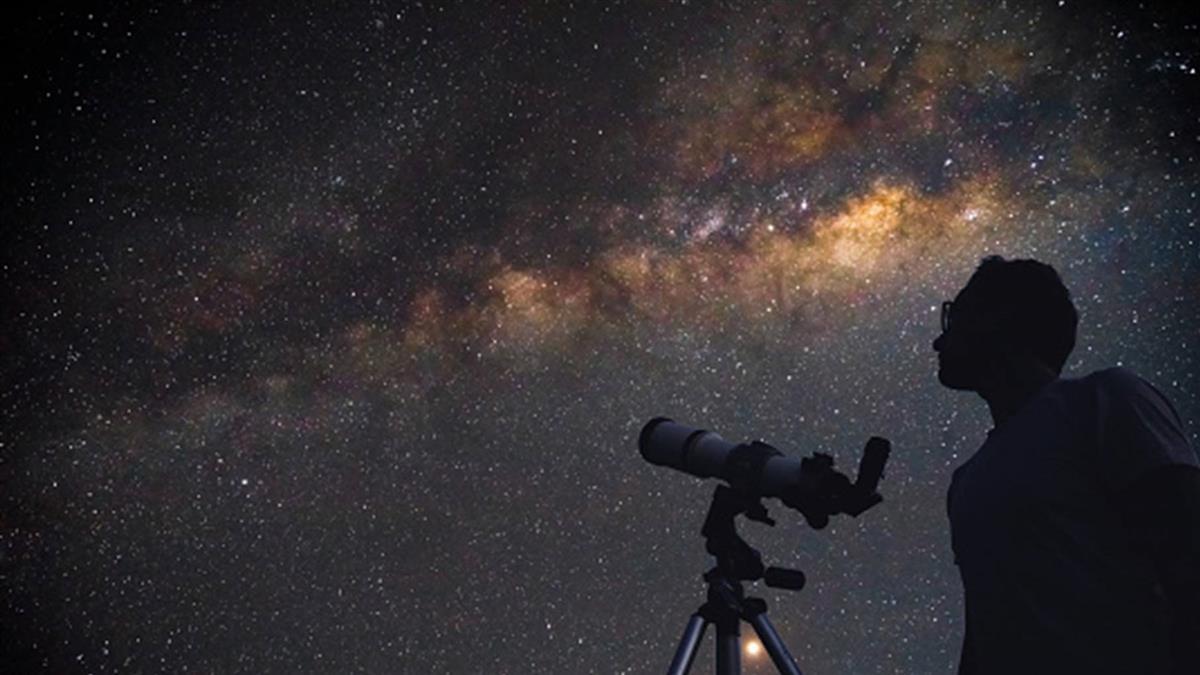 冬至罕見天文現象 木星土星400年來首次超級近合