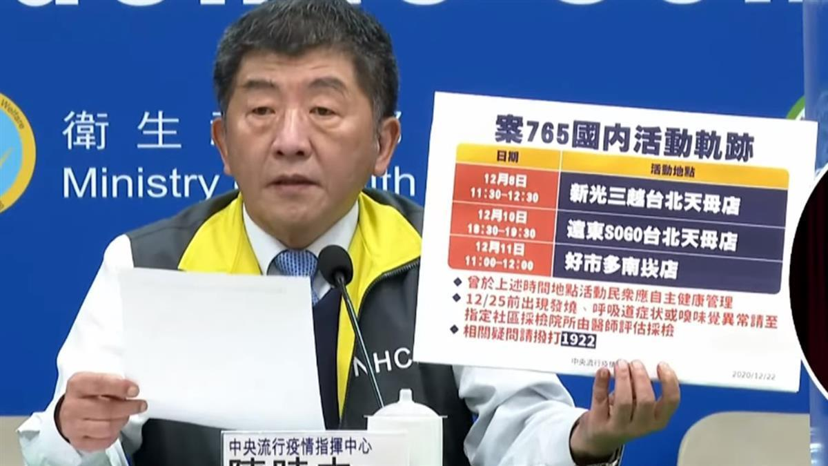 台灣「本土零確診破功」登多家外媒 CNN:顯示病毒難以控制