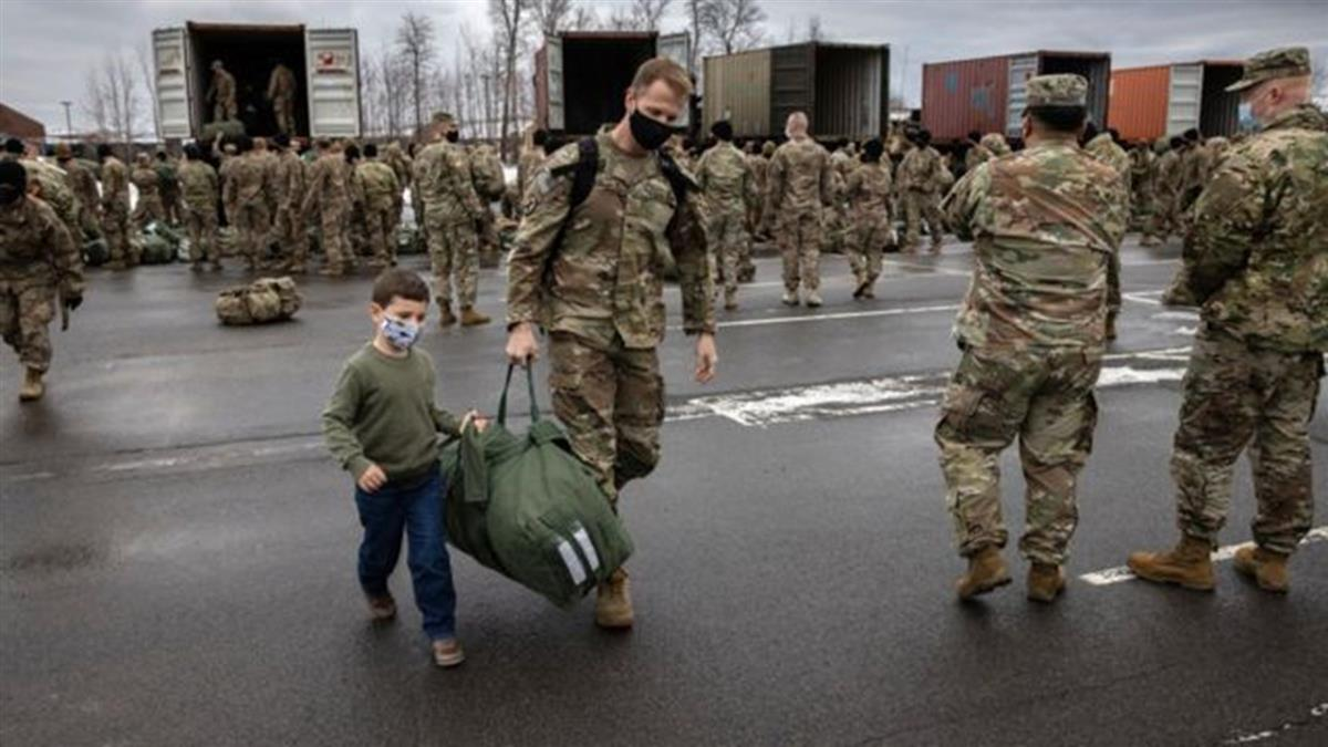 川普否決年度國防授權法案 「送給中俄的禮物」