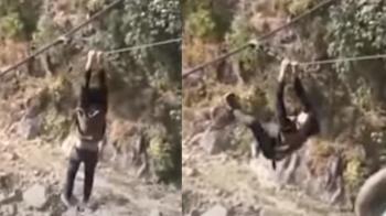 想紅玩過頭!24歲男懸掛吊橋拍TikTok 下秒墜7樓高空慘死