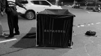 台北23歲女騎士遭校車輾斃!母認屍崩潰哭癱 司機下場慘了