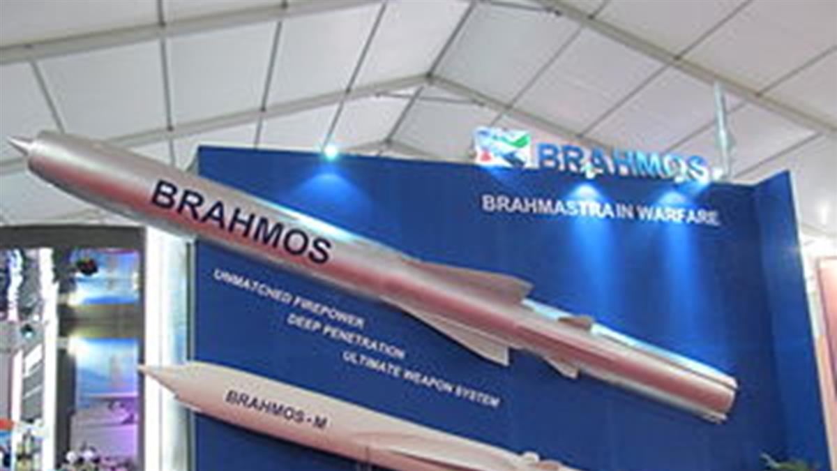 印度擬售越南超音速飛彈  劍指陸大城與南海