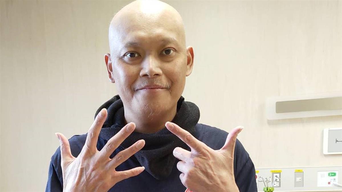 球評潘忠韋苦熬1年戰勝白血病 千字憶109天住院過程