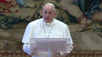 教宗呼籲全球領袖讓每人都得到新冠肺炎疫苗
