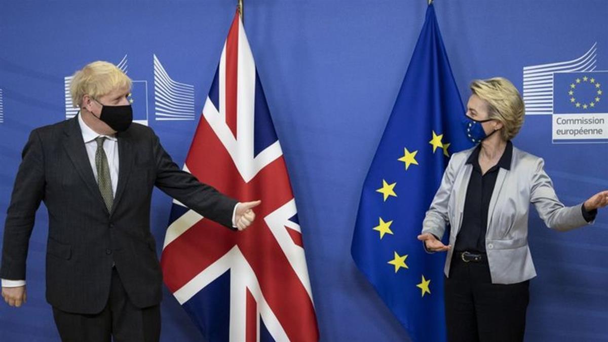 英國和歐盟:70年糾結 為何剪不斷理還亂