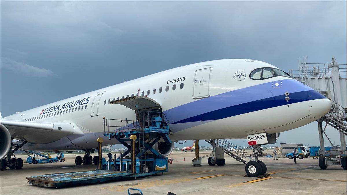 倫敦班機120人返台!桃機闢獨立動線、專車 嚴密防疫關卡曝