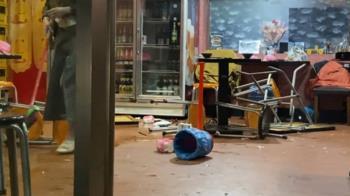 「不能喝就走」 燒烤店客人敬酒爆衝突 5人遭砍見血