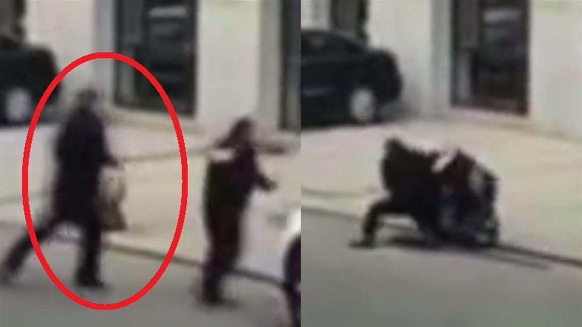 陸男發瘋式砍人7死7傷 警拿掃把狂毆制伏