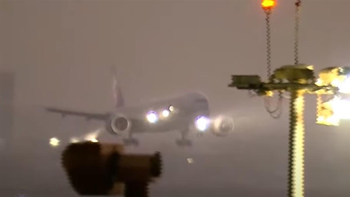 快訊/倫敦班機1發燒、4人疑有症狀 指揮中心緊急回應了