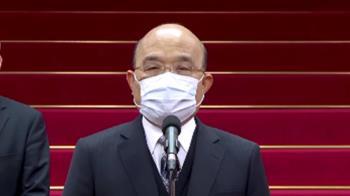 蘇貞昌:開放美豬牛解決貿易障礙 不是條件交換