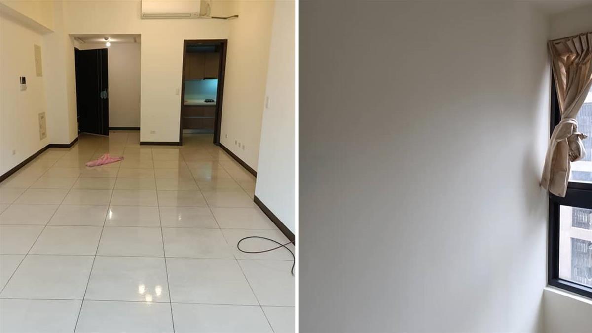 退租地板擦到發亮!「整間都粉刷」房東仍嫌 網:一定不想還押金