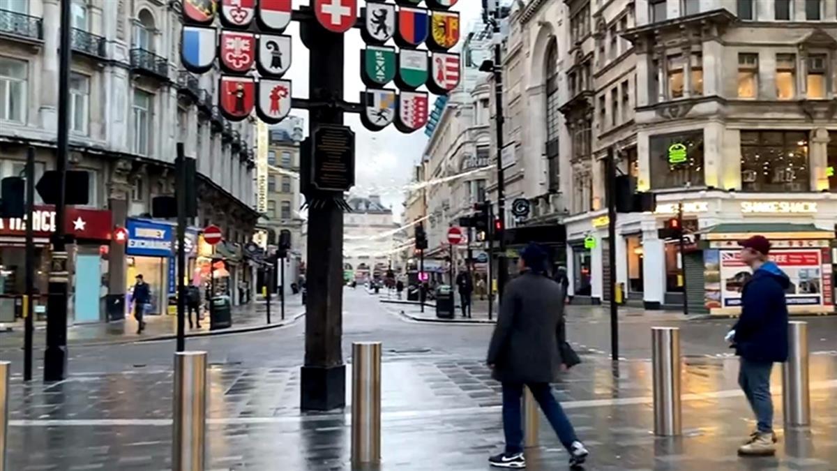 獨/ 新冠變種病毒強襲 4千名英國留學生想返台