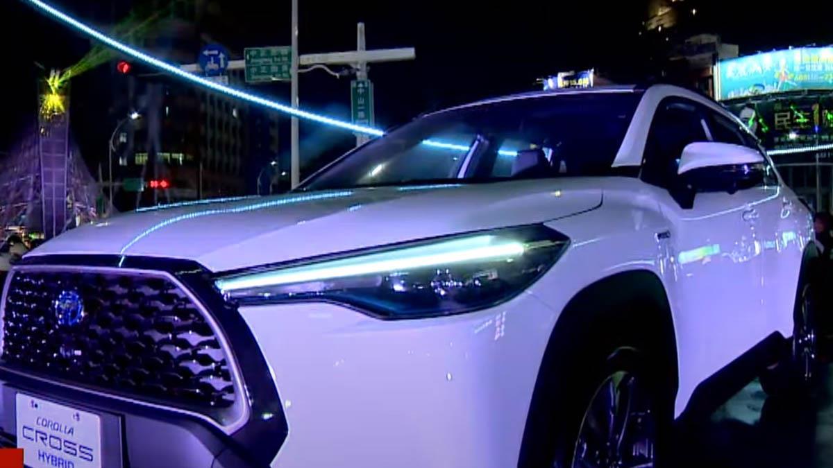 跨界潮車攜手HighLight高雄 Toyota亮眼行銷
