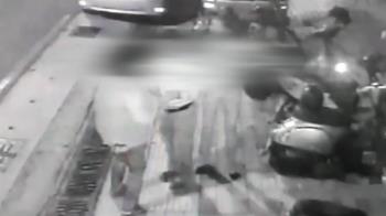 鄰居澆花滴水爆口角 雙方人馬當街鬥毆