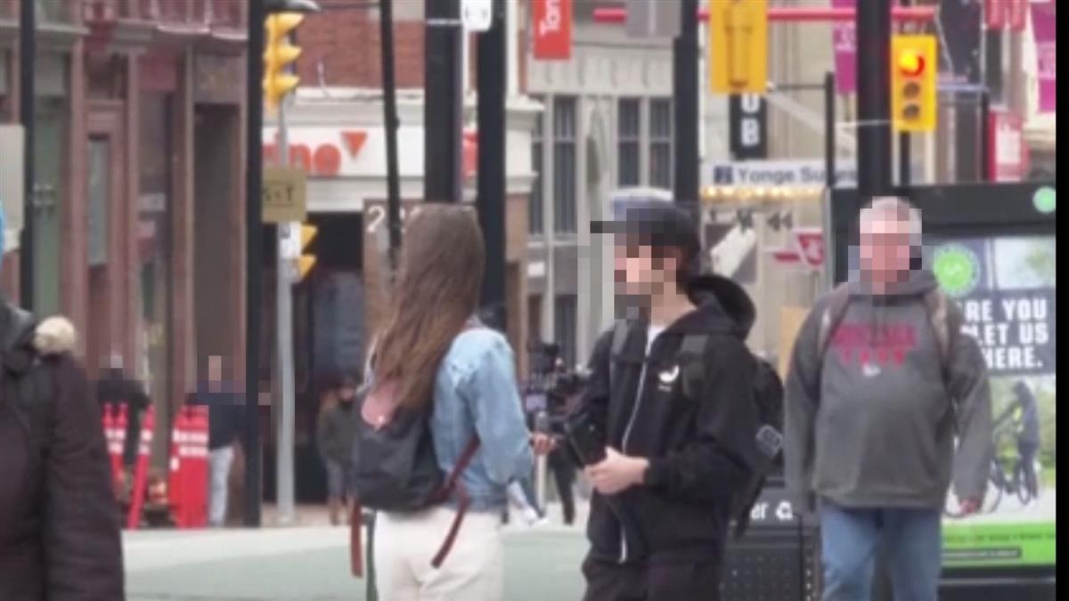 加拿大2人確診變種病毒 留學生見「反戴口罩」遊行急返台