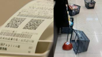 獨/買23項商品要求「分開開發票」 男遭拒竟怒砸店員麻油雞