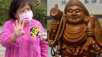獨/控全台唯一「大黑天神社」遭竊?搬走人竟是南市府文化局