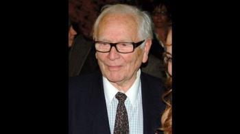 快訊/法國時尚大師皮爾卡登逝世 享耆壽98歲