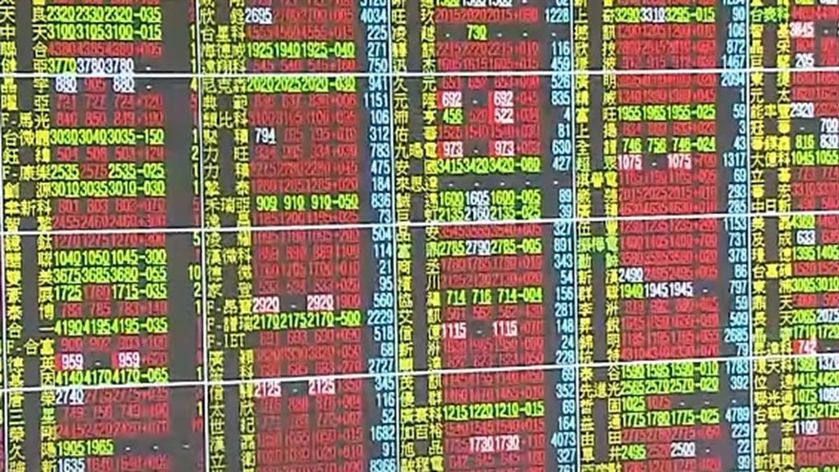 三大法人爆買317億 電金傳輪動輪漲 力拚封關5線全紅